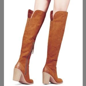 Dolce Vita for target Marilyn over the knee boot